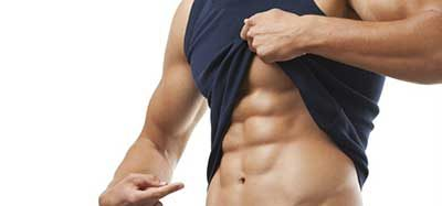 چربی سوزی ناحیه شکم با چند حرکت ورزشی