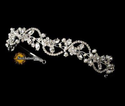 مدل تاج عروس – ۹۰