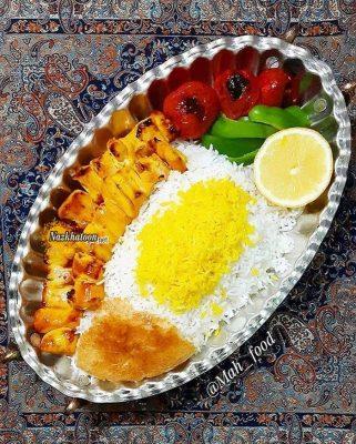 انواع غذای ایرانی خوشمزه – ۱۹