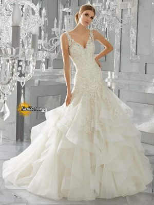 مدل لباس عروس – ۱۸۸