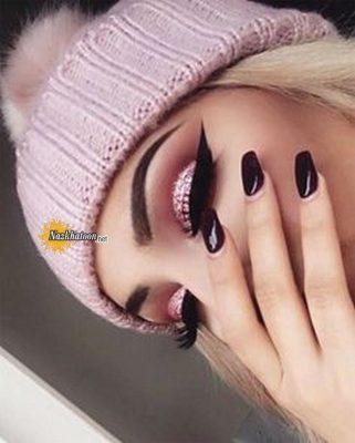 آرایش چشم – ۱۸۵