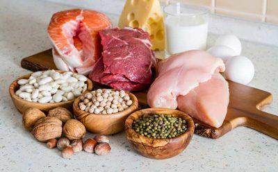 چند ماده غذایی که چند برابر تخم مرغ پروتئین دارند
