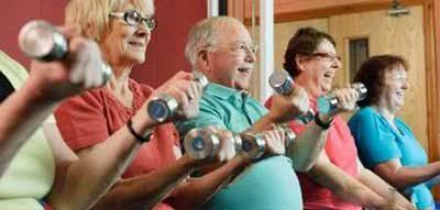 چند قانون برای ورزش کردن افراد بالای ۵۰ سال