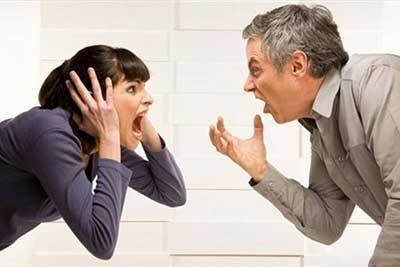 چگونه با مردهای عصبی رفتار کنیم