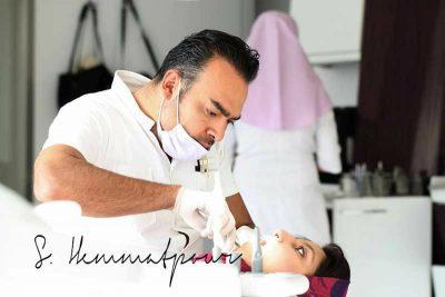 حرکت دندان ها در دوران درمان ارتودنسی چگونه  انجام میشود؟